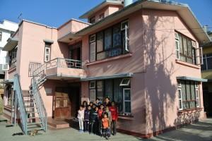 L'orphelinat et les enfants