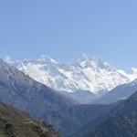 Bye bye, l'Everest...au moins on t'aura vu en vrai !