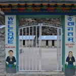 Ecole fondée par Edmund Hillary, qui a fortement contribué au développement de la région de l'Everest